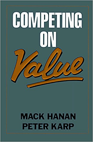 Competing on Value