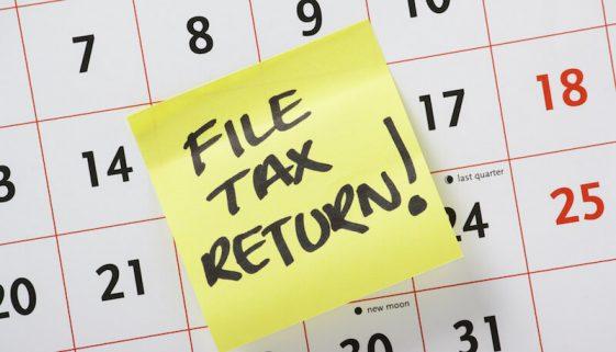 Tax Filing Season Begins; Tax Returns due April 17-blog
