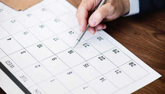 Tax Due Dates for September 2018 blog