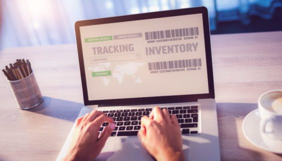 Track inventory in Quickbooks