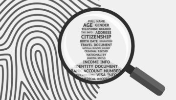 Verifying your identity